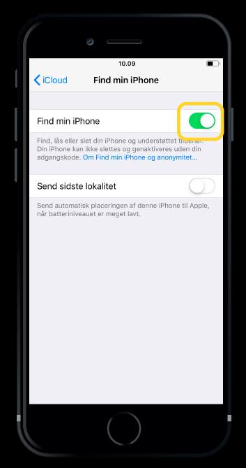 Step 5: Fjern