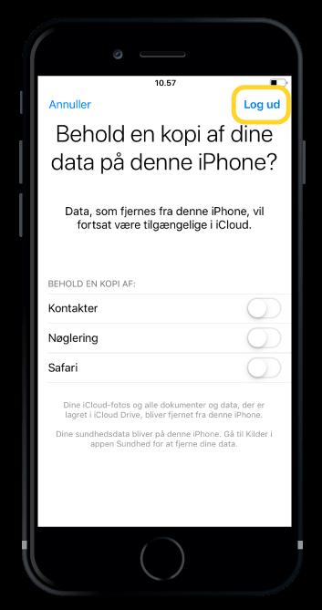 Step 4: Fjern
